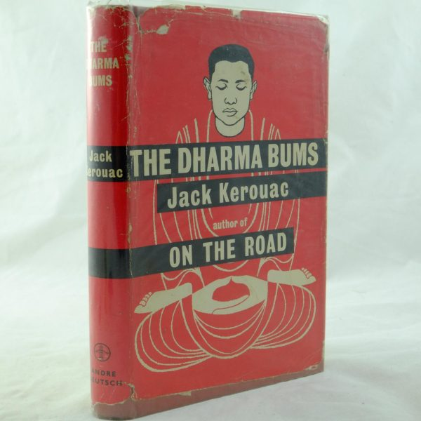 The Dharma Bums by Jack Kerouac (7)