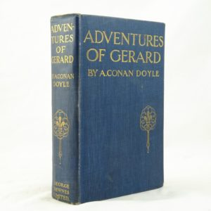 Adventures of Gerard by A Conan Doyle