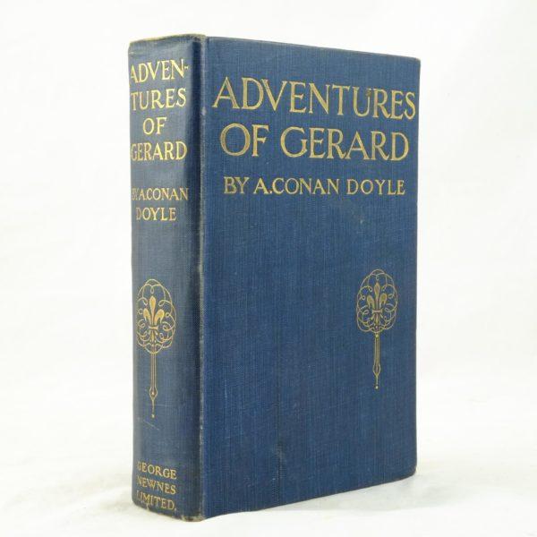 Adventures of Gerard by A Conan Doyle (1)