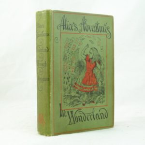Alices-Adventures-in-Wonderland-by-Lewis-Carroll-1st-ed-thus