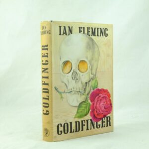Goldfinger by Ian Fleming 1st state A cloth
