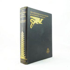 Gentlemen in Parlour W.Somerset Maugham 1st edition