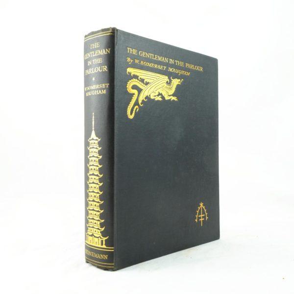 Gentlemen in Parlour W.Somerset Maugham 1st edition (1)