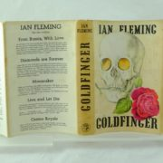 Ian Fleming Goldfinger 1st edition