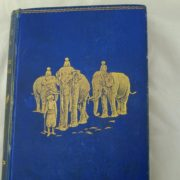 PAir The Jungle Book by Rudyard Kipling Reprint 1894, 5