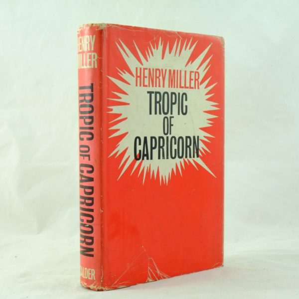 Tropic of Capricorn by Henry Miller 1st (4)