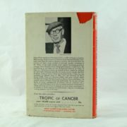 Tropic of Capricorn by Henry Miller 1st
