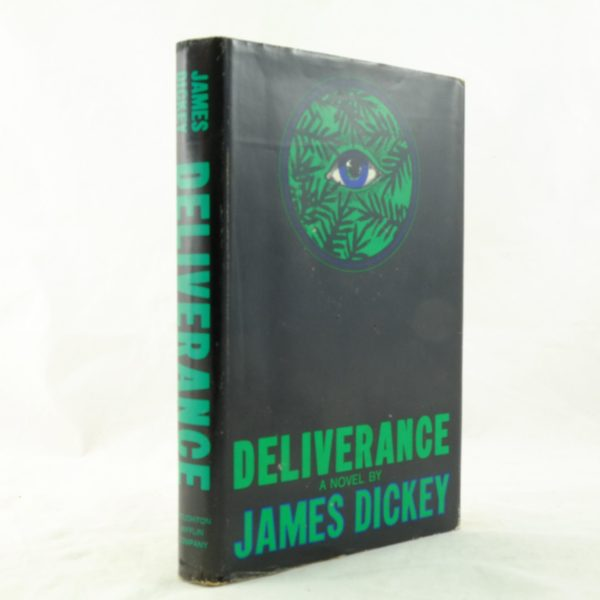 Deliverance – James Dickey 1st US edition (2)