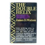 The Double Helix - James Watson 1st edition