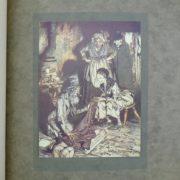A Christmas Carol Illus by A Rackham
