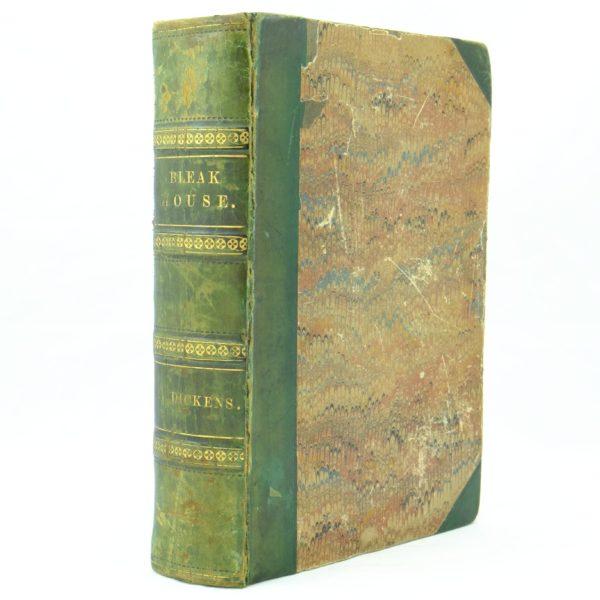 Bleak House by Charles Dickens rebound 1st (2)