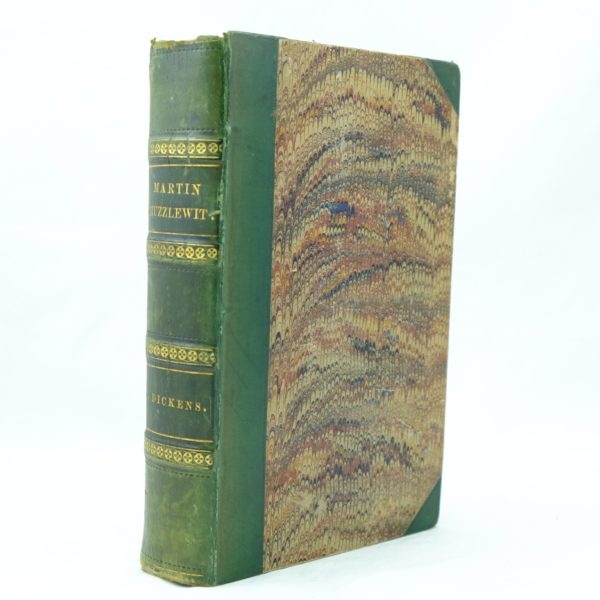 Martin Chuzzlewit by Charles Dickens (1)