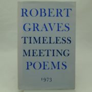Robert Graves Timeless meeting poems