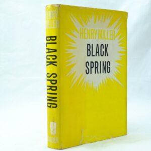 Black Spring by Henry Miller 1st (8)