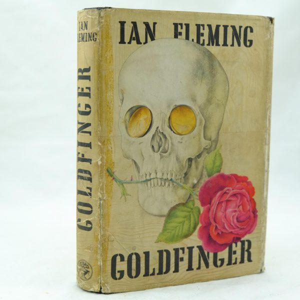 Goldfinger by Ian Fleming (7)
