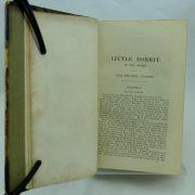 Little Dorrit by Charles Dickens rebound