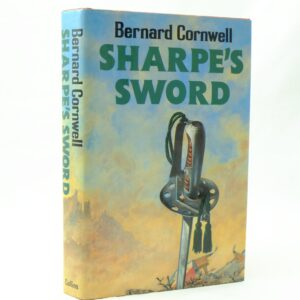 Sharpe's Sword by Bernard Cornwall