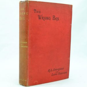 The Wrong Box by R L Stevenson