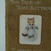 The Tale of Tom Kitten Early ed Beatrix Potter (1)