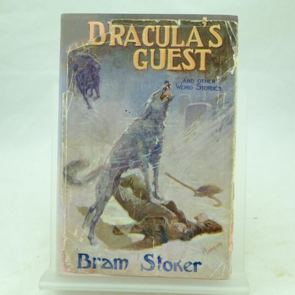 Dracula's Guest by Bram Stoker with DJ (5)