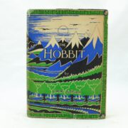 The Hobbit by J R R tolkien 1st ed 2nd impression