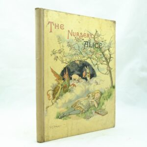 The Nursery Alice 2nd edition Lewis Carroll