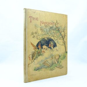 The Nursery Alice Lewis Carroll first ed