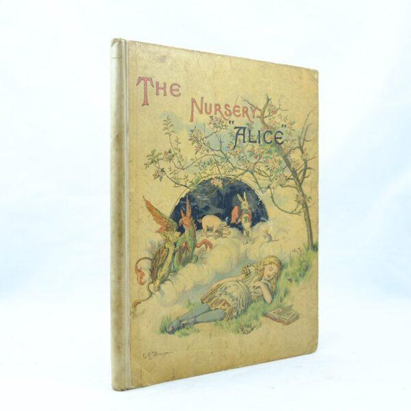 The Nursery Alice Lewis Carroll first ed