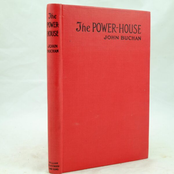 The Power House by John Buchan (1)