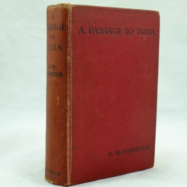 A Passage to India by E. M. Forster (5)