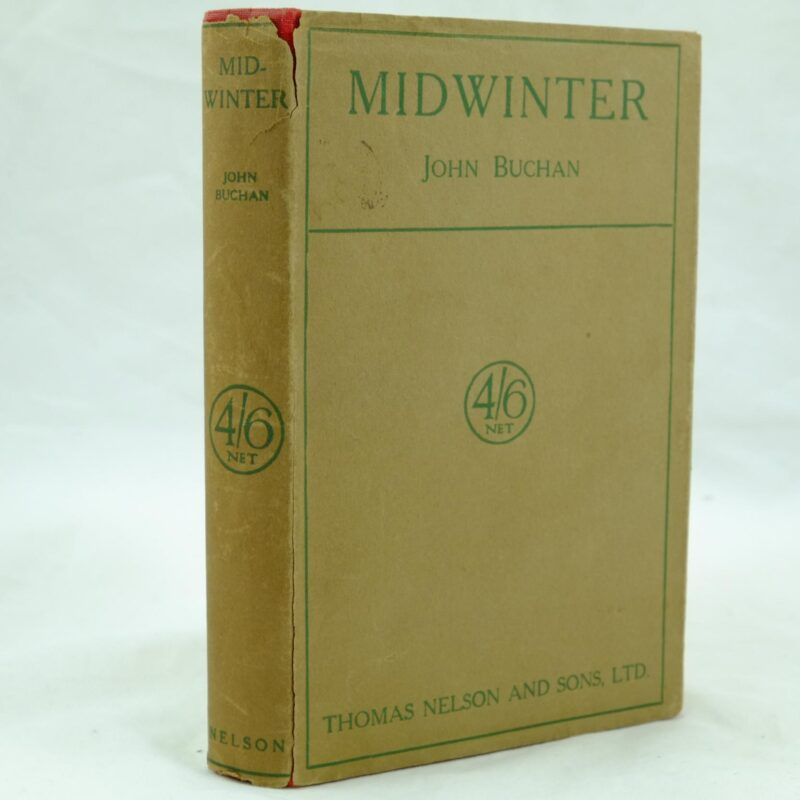 Midwinter by John Buchan