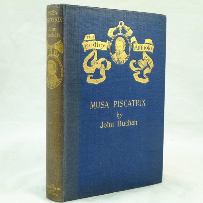 Musa Piscatrix by John Buchan