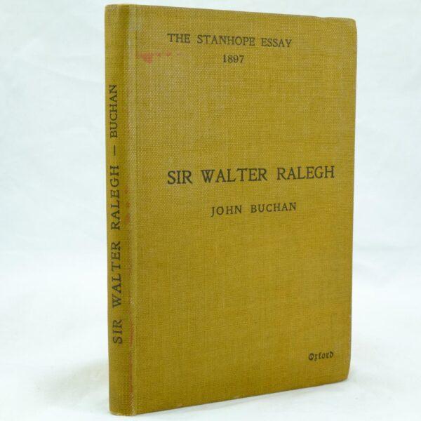 Sir Walter Ralegh by John Buchan (3)