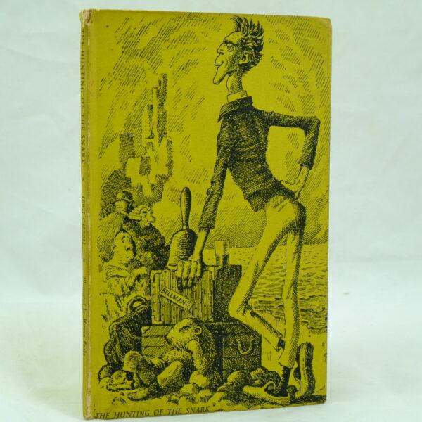 The Hunting of the Snark illustrated Mervyn Peake (6)