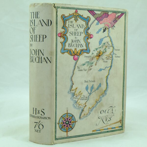 The Island of Sheep by John Buchan (9)