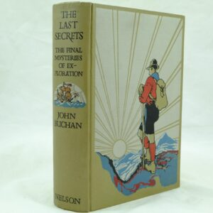 The Last Secrets by John Buchan