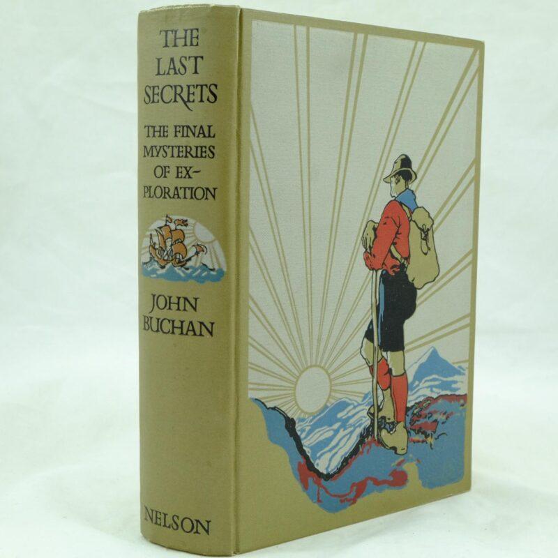 The Last Secrets by John Buchan