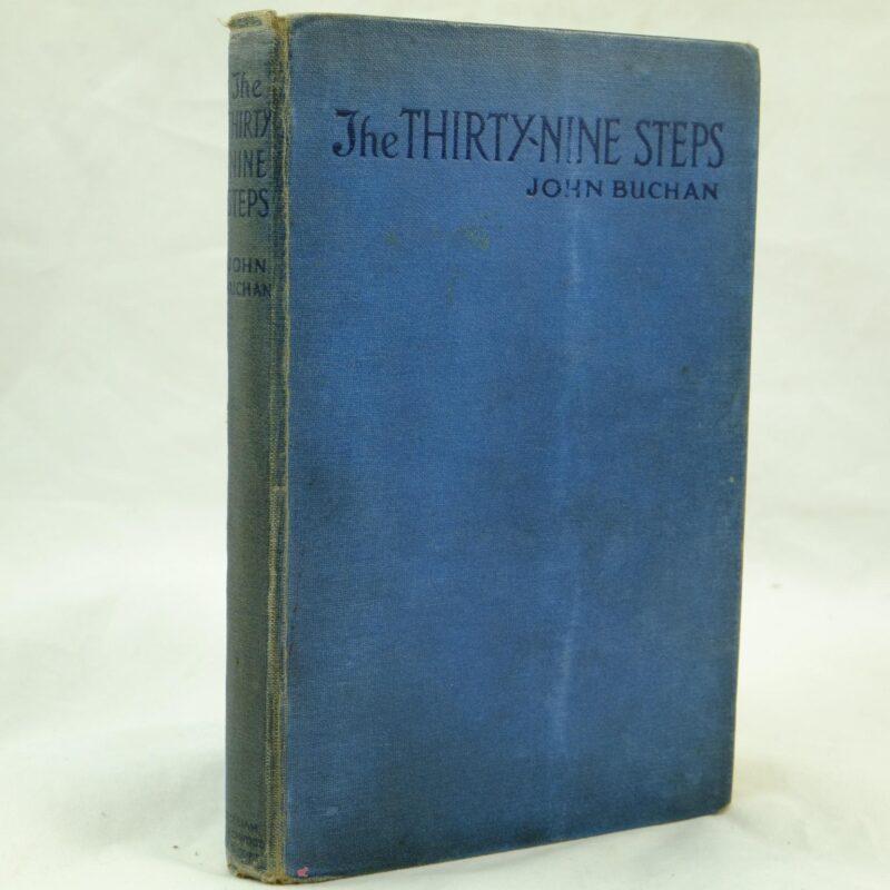 he Thirty Nine Steps by John Buchan 1st