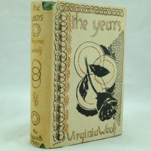 The Years 1st by Virginia Woolf