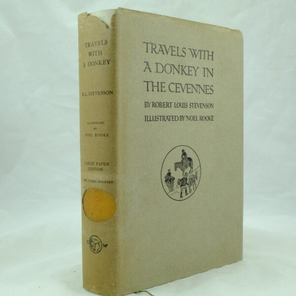 Travels with a Donkey in the Cevennes by R L Stevenson (3)