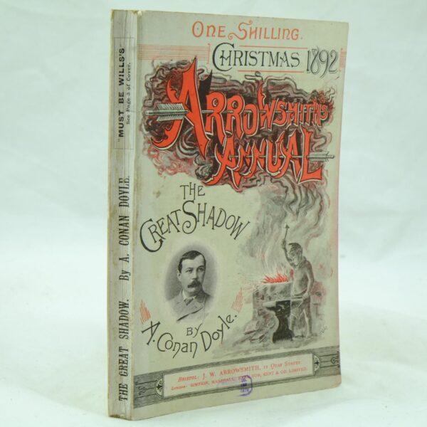 Arrowsmith Annual The Great Shadow by A Conan Dolye (4)