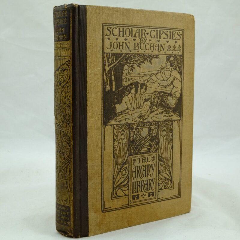 Scholar Gipsies by John Buchan