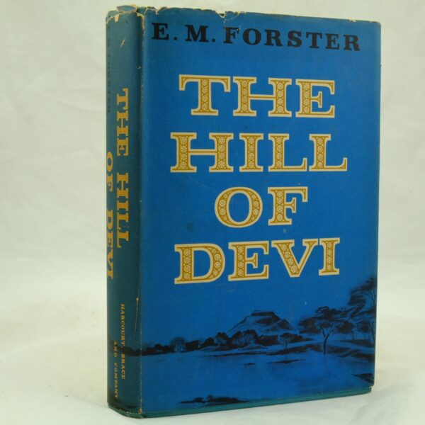 The Hill of Devi by E. M. Forster (6)