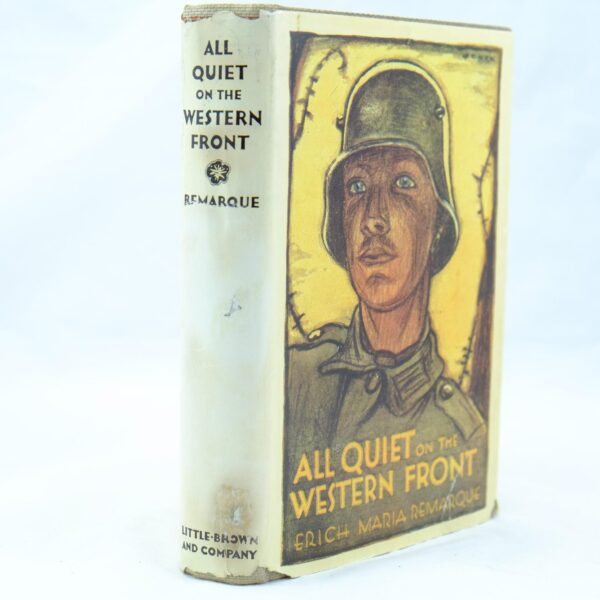 All Quiet on the Western Front by Erich Maria Remarque (7)