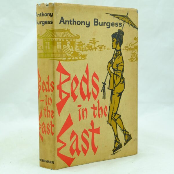Beds in the East by Anthony Burgess (2)
