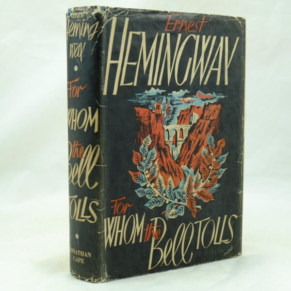 Ernest Hemingway For Whom the Bell Tolls (3)