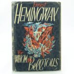 Ernest Hemingway For Whom the Bell Tolls