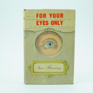 For-Your-Eyes-Only-Ian-Fleming-First-Edition