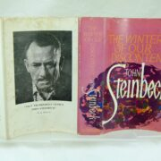 John Steinbeck The Winter of Our Discontent