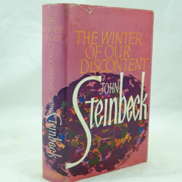 John Steinbeck The Winter of Our Discontent (3)